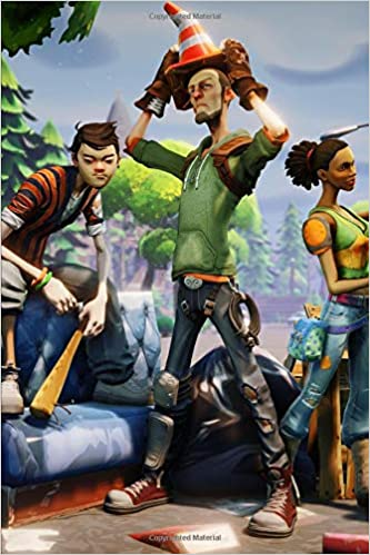 Fortnite - Save The World Cone Head: 2019 Weekly Planner ...