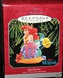 1998 Daydreams Ariel from Disney The Little Mermaid Hallmark Ornament