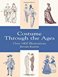 Costume Through the Ages, Erhard Klepper, 0486407225