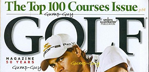 Golf October 2009 The Top 100 Courses Issue Camilo's Scoring Secrets (Today's Golfer Best Driver)