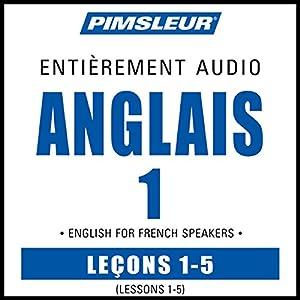 ESL French Phase 1, Unit 01-05 Audiobook