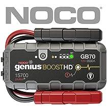 30% de descuento en cargadores y arrancadores de baterías de coche NOCO