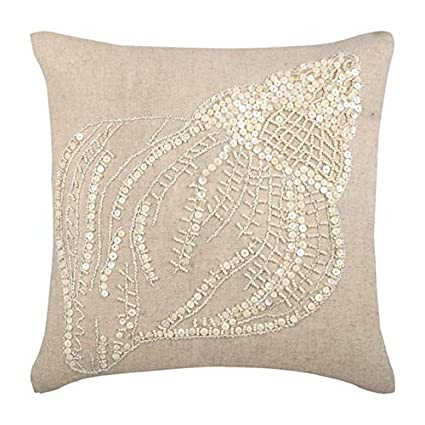 Seashell Pillows Decorative