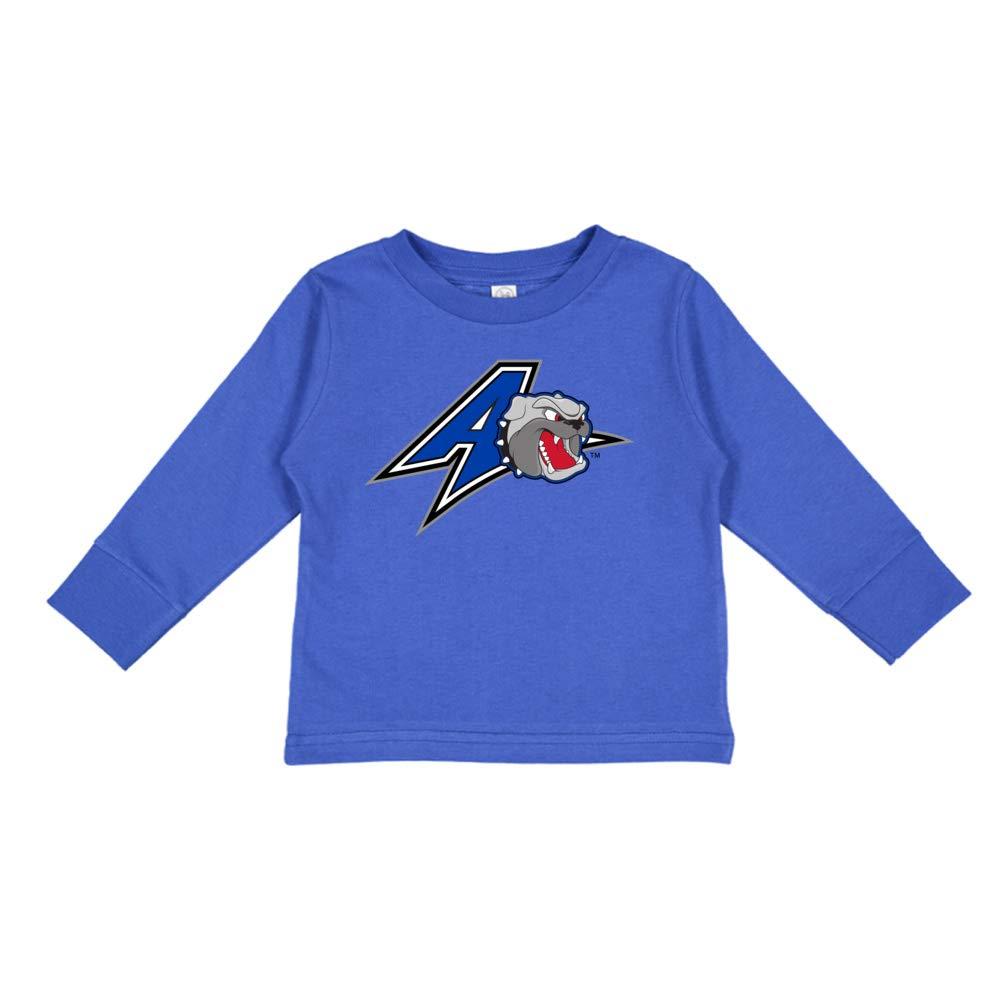 NCAA UNC Asheville PPNCU001 Toddler Long-Sleeve T-Shirt