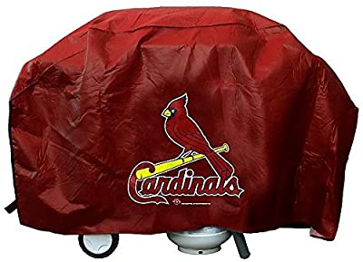 St. Louis Cardinals Grill Cover Deluxe - Licensed MLB Baseball Merchandise from Sports Collectibles