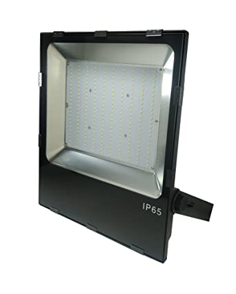 Eitelux EIT-PRO200-5 Proyector LED 200 W, Negro 470 x 360 x 60 mm ...