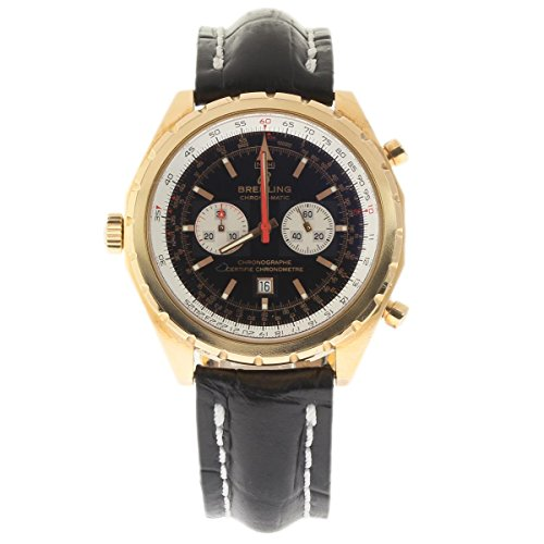 Breitling Chrono-Matic swiss-automatic mens Watch H41360 (Certified Pre-owned)