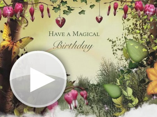 Animated Birthday Cards For Facebook Choice Image Birthday Cake