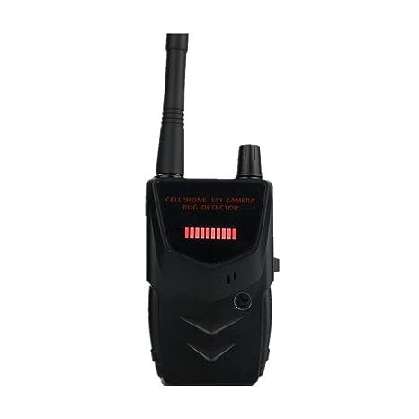 QZT Wireless Tap Detector de RF dispositivo inalámbrico de detección de voz de audio y cámara de vídeo: Amazon.es: Coche y moto