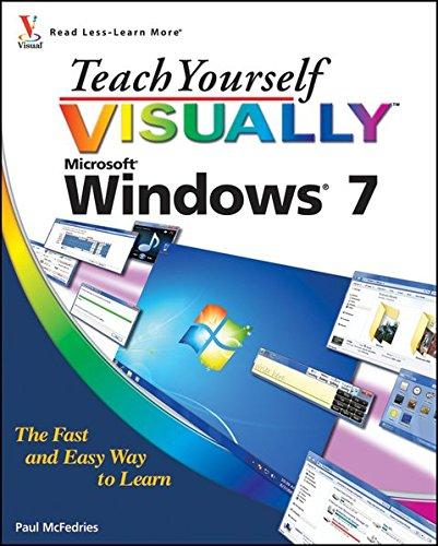 Teach Yourself VISUALLY Windows 7 (Teach Yourself VISUALLY (Tech))]()