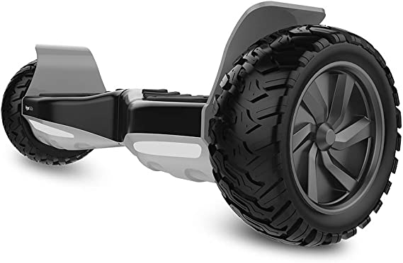 """HYPER GOGO Hoverboard 8.5"""" Smart Self Balancing Electric Wheel Scooter Built-in Bluetooth Speakers,Carry Bag - UL 2272 Certified"""