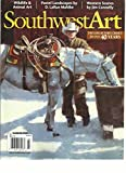 SOUTHWEST ART, MARCH, 2013 (THE COLLECTOR'S CHOICE FOR OVER 40 YEARS)