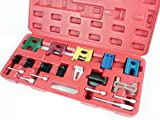 QuestCraft 19PC PETROL ENGINE TWIN TIMING CAM LOCKING SETTING & FLYWHEEL HOLDING TOOL KIT