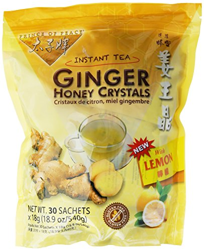 PRINCE PEACE Ginger Crystals withlemon product image