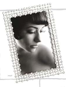 Mascagni Marco de Fotos 10 X 15 cm, Metal y Cristal