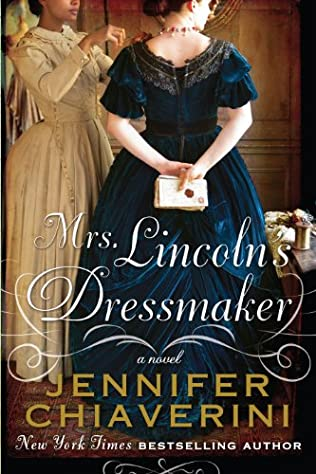 book cover of Mrs. Lincoln\'s Dressmaker