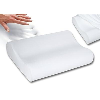 Sleep Innovations Contour Memory Foam Pillow, Standard Size