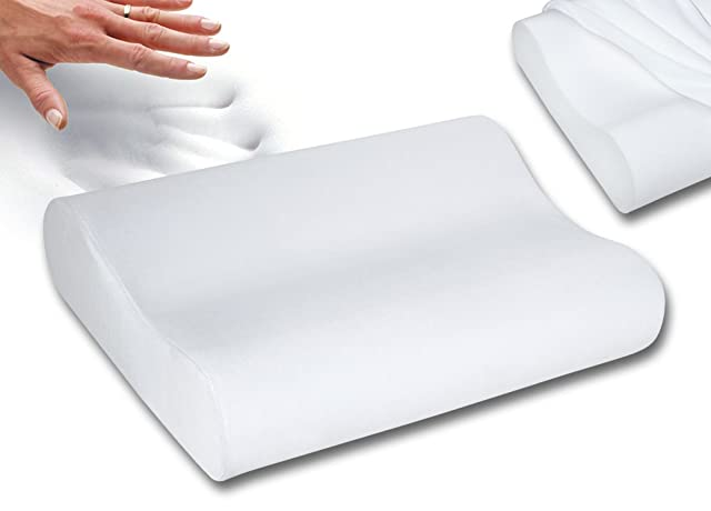 Sleep Innovations Contour Memory Foam Pillow, Standard Size