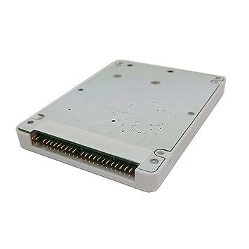 mSATA mini-PCI-E SATA SSD de 2,5 pulgadas caja del disco ...