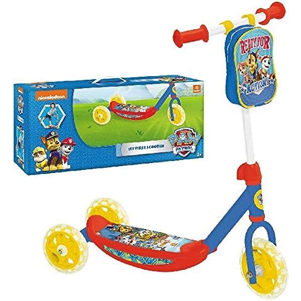 Disney Cars Patinete 3 Ruedas con Bolsa Cars 3, 10
