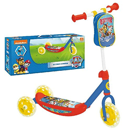 Amazon.com: Spin Master - Paw Patrol 8102 Three-Wheeled ...