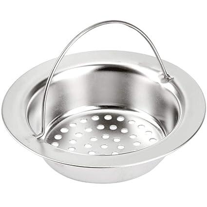 nuova alta qualità 100% di alta qualità presa all'ingrosso Tappo Lavandino Cucina Tappo Lavello Filtro Lavello Cucina Rete ...