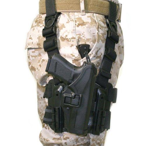 Blackhawk Check (BlackHawk Tactical SERPA Holster Colt 1911, BLACK, RH)