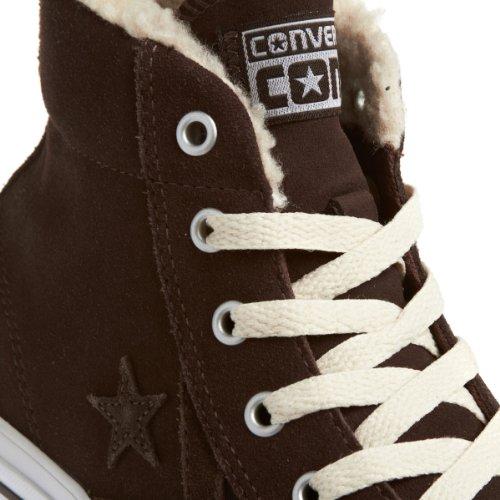 Converse Star Player EV Mid Chocolate Brown