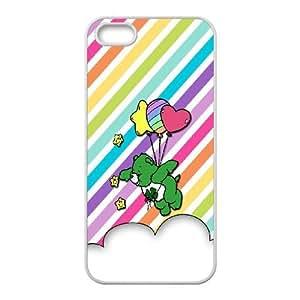 iPhone 5/5S celular caso blanco cariñosito S5E0WA