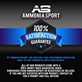 AmmoniaSport Athletic Smelling Salts - Ampules (25) Ammonia Inhalant - Smelling Salts - Powerlifting Smelling Salts - Ammonia Alert - Salt Caps - Pre Workout Tablets - Jetlag Pills - Ammonia Alert