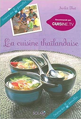 Amazon In Buy Cuisine Thailandaise Cuisine Des 7 Familles Book