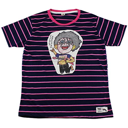 Gangster Cartoon Character (Japan Cartoon Character Striped T-Shirt / BG12.2 size)