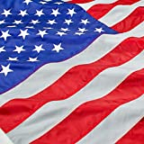 American Flag 100% FMAA Certified Made in America 3x5 ft. 100% Nylon Outdoor