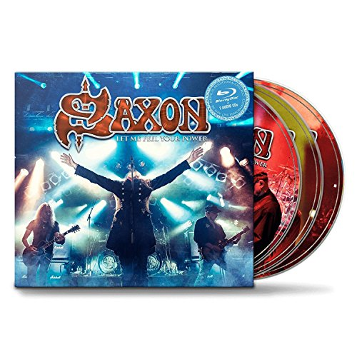 Saxon: Let Me Feel Your Power [Blu-ray]
