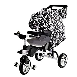 Amazon Com Olizee Ultimate 3 In 1 Stroller Baby Can Lie