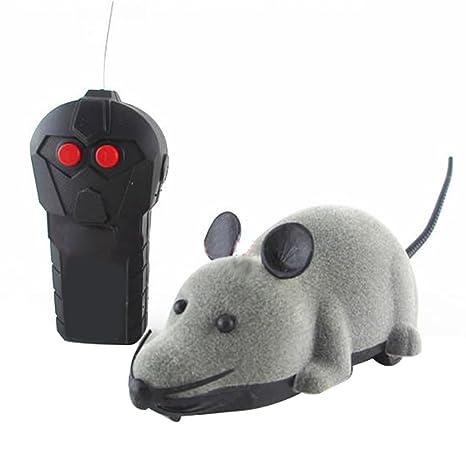 Control Remoto Inalámbrico Juguete de Ratón,AZX, Control Remoto para la Mascotas Perro Gato