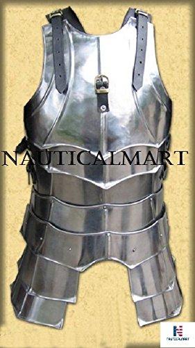 NAUTICALMART LARP, LARP Armor, Elven, Fantasy, kinght, Medieval Costume, Steel, Armor by NAUTICALMART (Image #1)