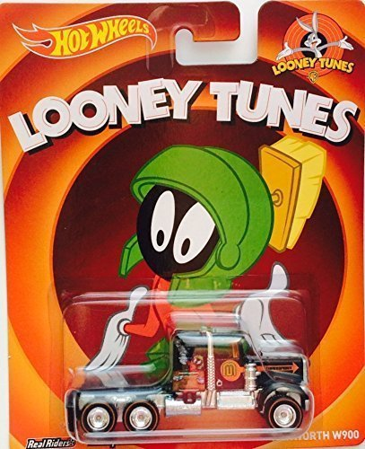 Hot Wheels Looney Tunes Marvin the Martian Kenworth