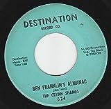 45vinylrecord Ben Franklin's Almanac/Sugar And Spice (7