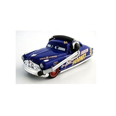 Pit Crew Member Fabulous Hudson Hornet - World of Cars #33: Toys & Games