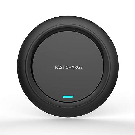 FiedFikt Qi - Cargador inalámbrico rápido para Samsung ...