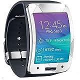 マイティースキンズのSamsung Galaxy Gear S Smart WatchカバーラップステッカースキンUpholstery