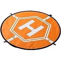Insho 80 cm Double Side Day & Night Portable Foldable Landing Pad Apron for DJI Spark, Mavic Pro ,Inspire 1 ,Phantom 4,Phantom 3,Phantom 2 Quadcopter