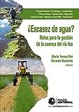¿Escasez de agua?: Retos para la gestión de la cuenca del río Ica (Spanish Edition)