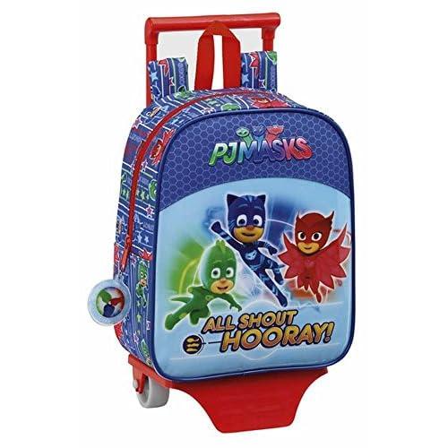 Safta Pj Masks 611711280 Mochila infantil Envio gratis - www ... 429d4c09a72