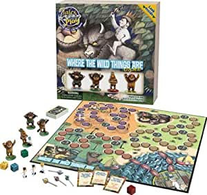 Tales to Play - Where The Wild Things are