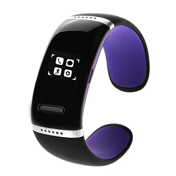TOOGOO(R) V3 0 OLED Touch Screen Smart Bracelet Bluetooth Bracelet for  Google Android Mobile Phone, Iphone, Microsoft Windows Phone System, Nokia