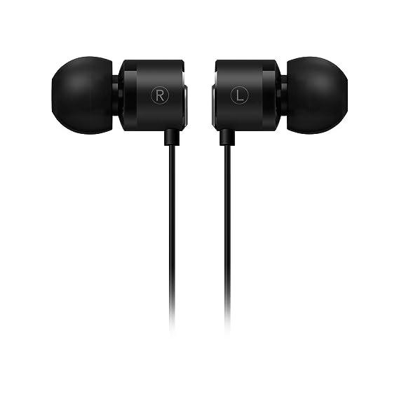 825366dad07 OnePlus Type-C Bullets Earphones (Black): Amazon.in: Electronics