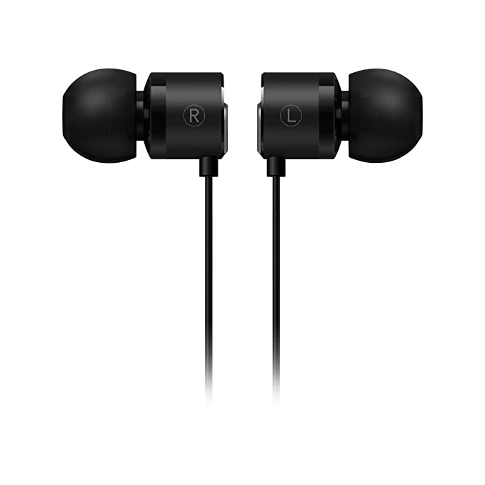 ddc4fcf21c8 OnePlus 1091100041 Type-C Bullets Earphones - Black: Amazon.co.uk: