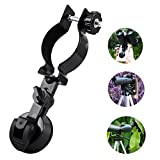 Ueasy Universal Cell Phone Adapter Mount Compatible with Binoculars Monocular Spotting Scopes Telescopes and Microscopes for Iphone Android Smart Phones and Tablets(Medium)